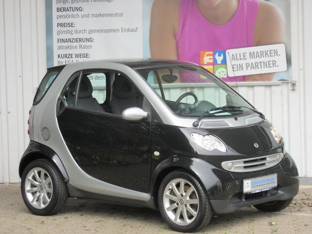 Smart FORTWO COUPE PASSION PANORAMADACH  KLIMA ALU